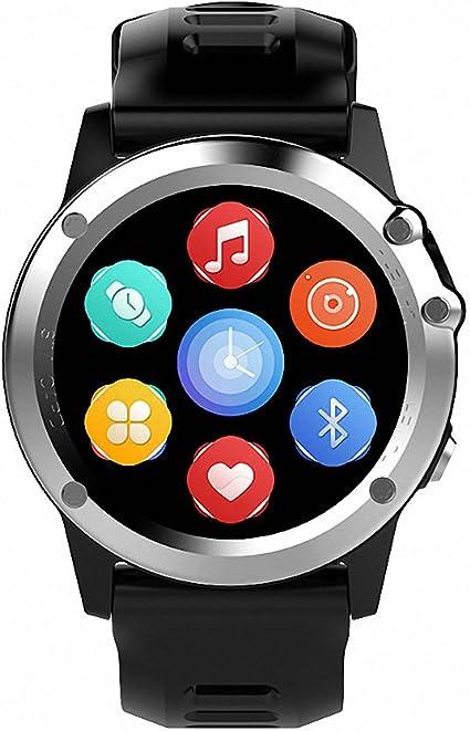 Docooler Microwear H1 JM01 Smartwatch Teléfono con Reloj 3G WCDMA ...