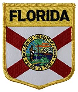 Florida - State Shield Patch