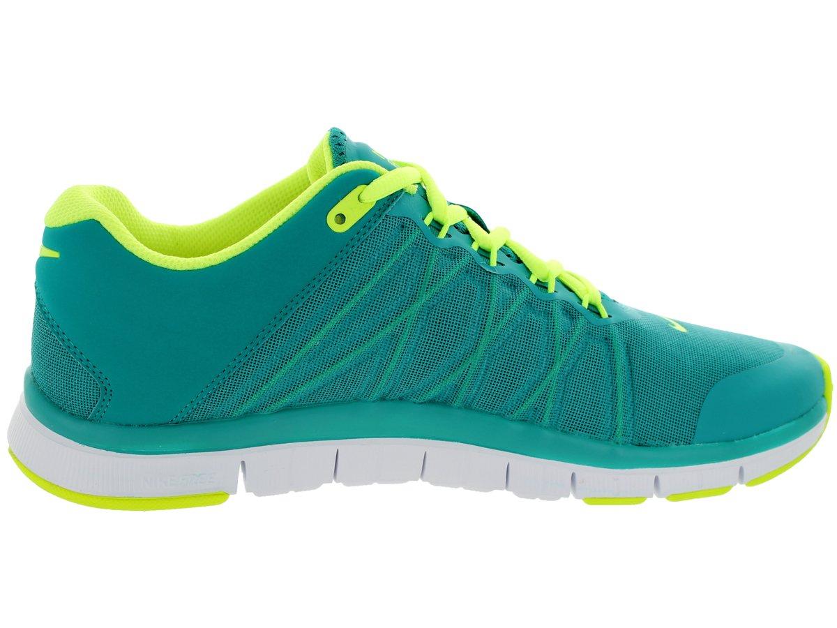 nike hommes libres formateur 3.0 turbo vert Blanc / volt / Blanc vert  nous formation chaussure 9,5 hommes 1e4409