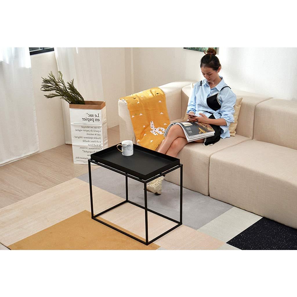 Table basse simple salon en fer forgé petite table basse ins ...