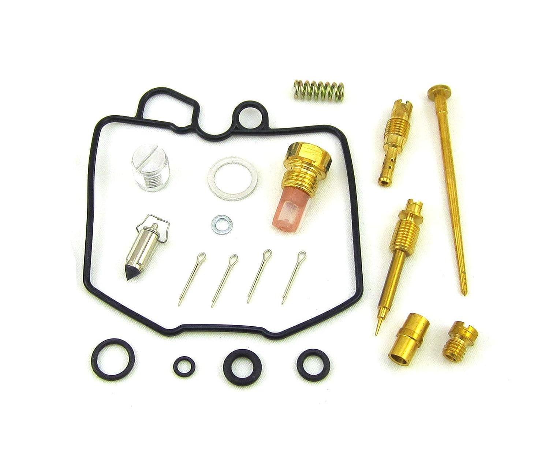 Damineding 4 X 80-83 GL1100 Carb Carburetor REPAIR Rebuild Kit GL 1100