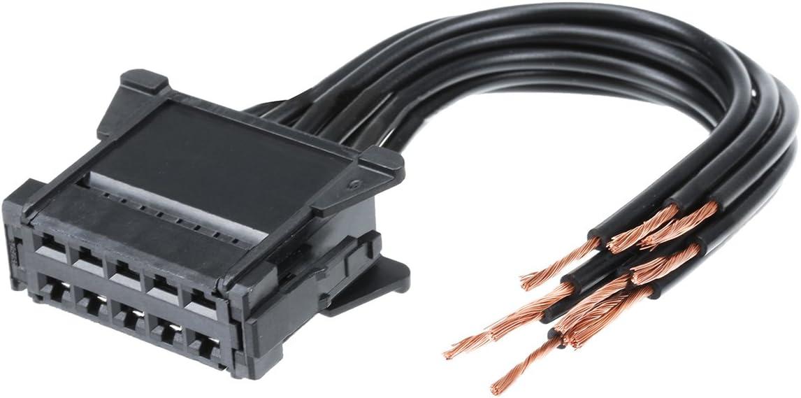 Viviance Calentador Calefactor Ventilador Conector del Arnés De ...