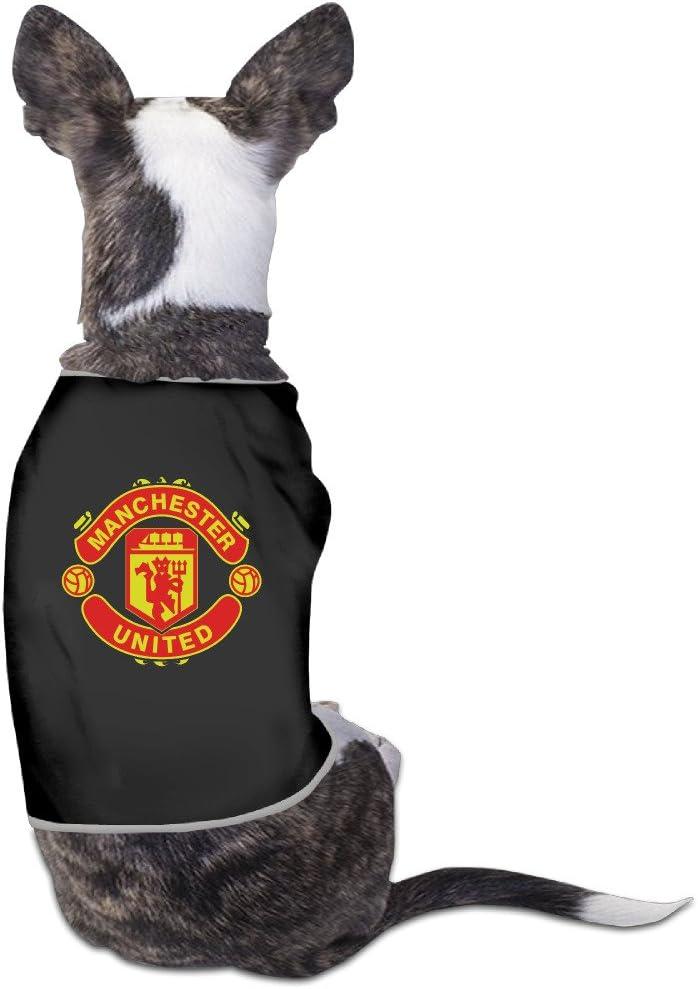 Amazon Com Uiou 881 Pet Funny Manchester United Fc Logo Pet Dog Shirt 4782534462702 Books