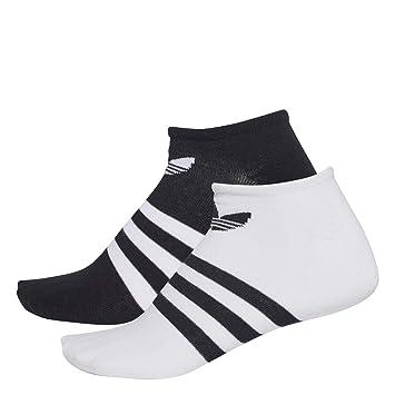Adidas T Liner STR 2PP Calcetines, Unisex niños, (Negro/Blanco),