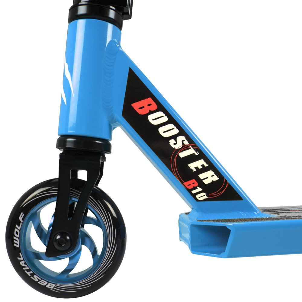 BESTIAL WOLF Booster B10 Scooter, Azul, Talla Única