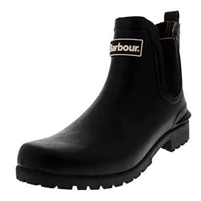 Womens Barbour Wilton Snow Wellingtons Chelsea Rubber Waterproof Boots