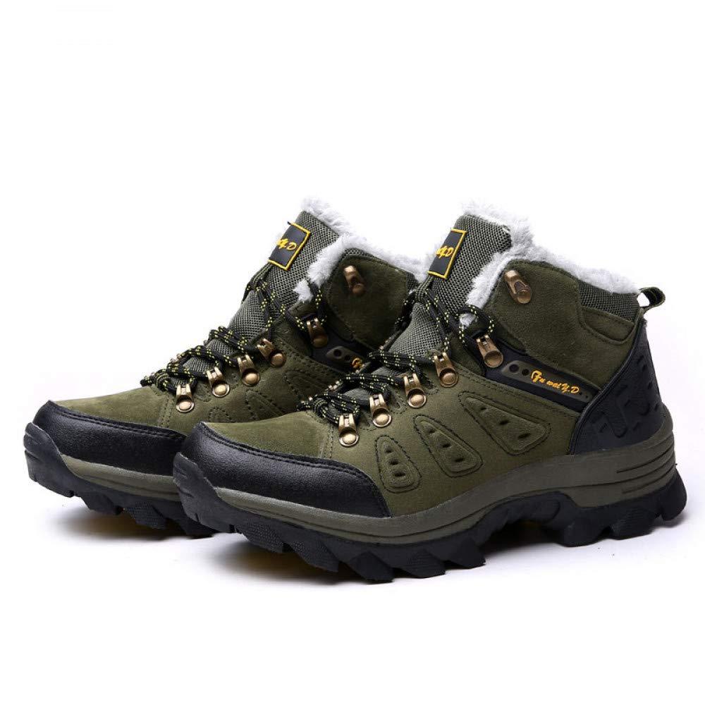 FHCGMX Winter Schnee Stiefel Für Männer Turnschuhe Männliche Schuhe Erwachsene Lässige Qualität Wasserdichte Unisex Gummi Knöchel Warme Stiefel