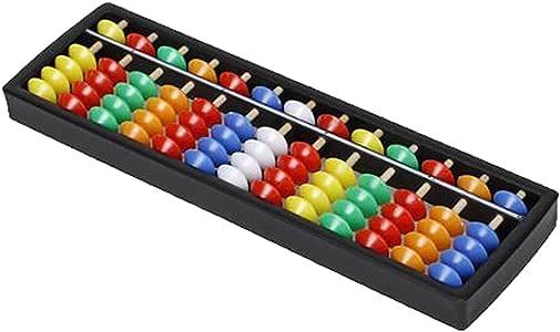 Lucky Will Niños Multicolor Plástico ábaco Abacus soroban