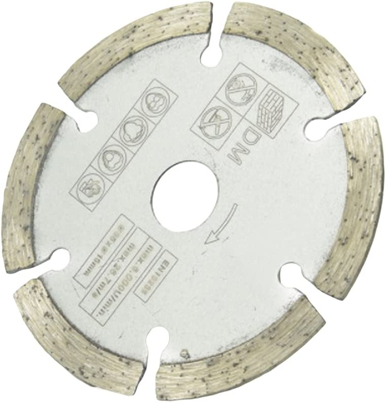 85 mm Rueda de corte de diamante con corte circular OUNONA