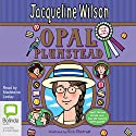 Opal Plumstead Audiobook by Jacqueline Wilson Narrated by Madeleine Leslay