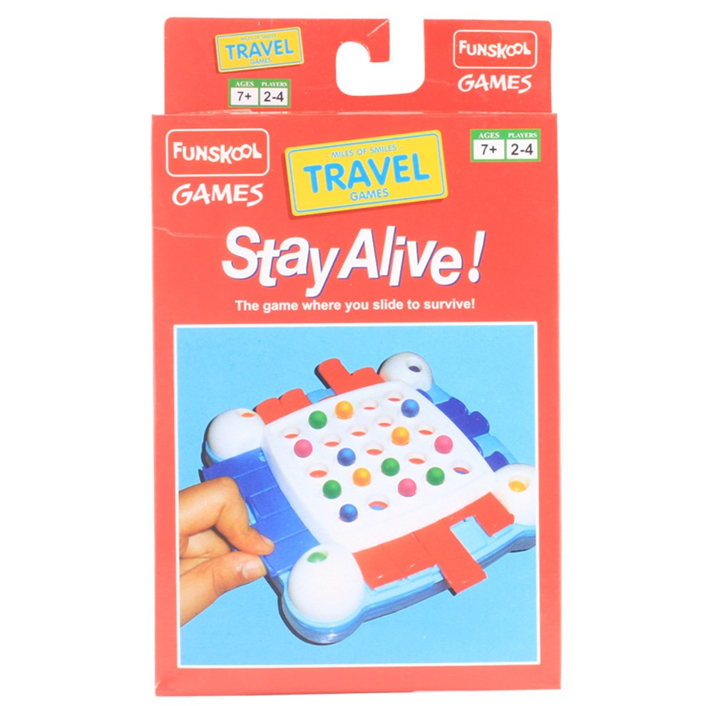 Funskool Travel Stay Alive