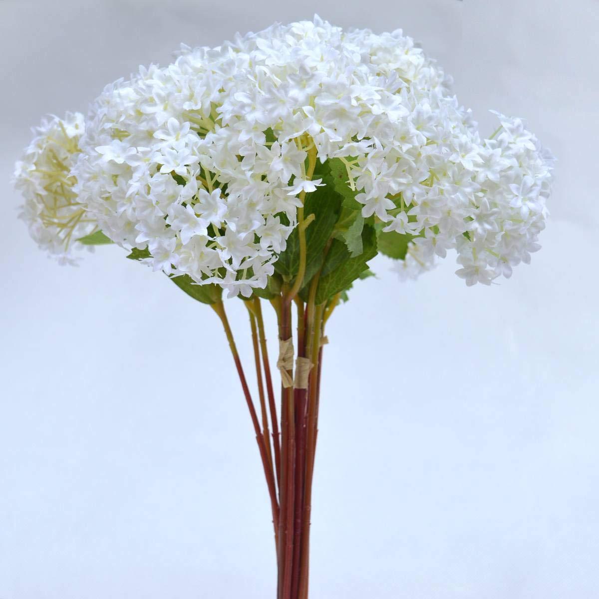 Fatcolo mini artificial silk flower bouquet white 12 piece amazon fatcolo mini artificial silk flower bouquet white 12 piece home kitchen izmirmasajfo