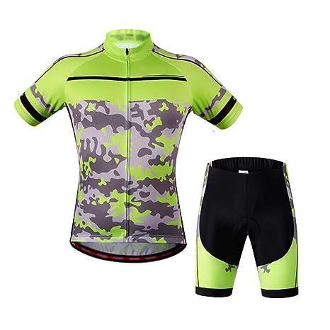 Camisetas de ciclismo Gel acolchado Adulto Ciclismo Jersey ...