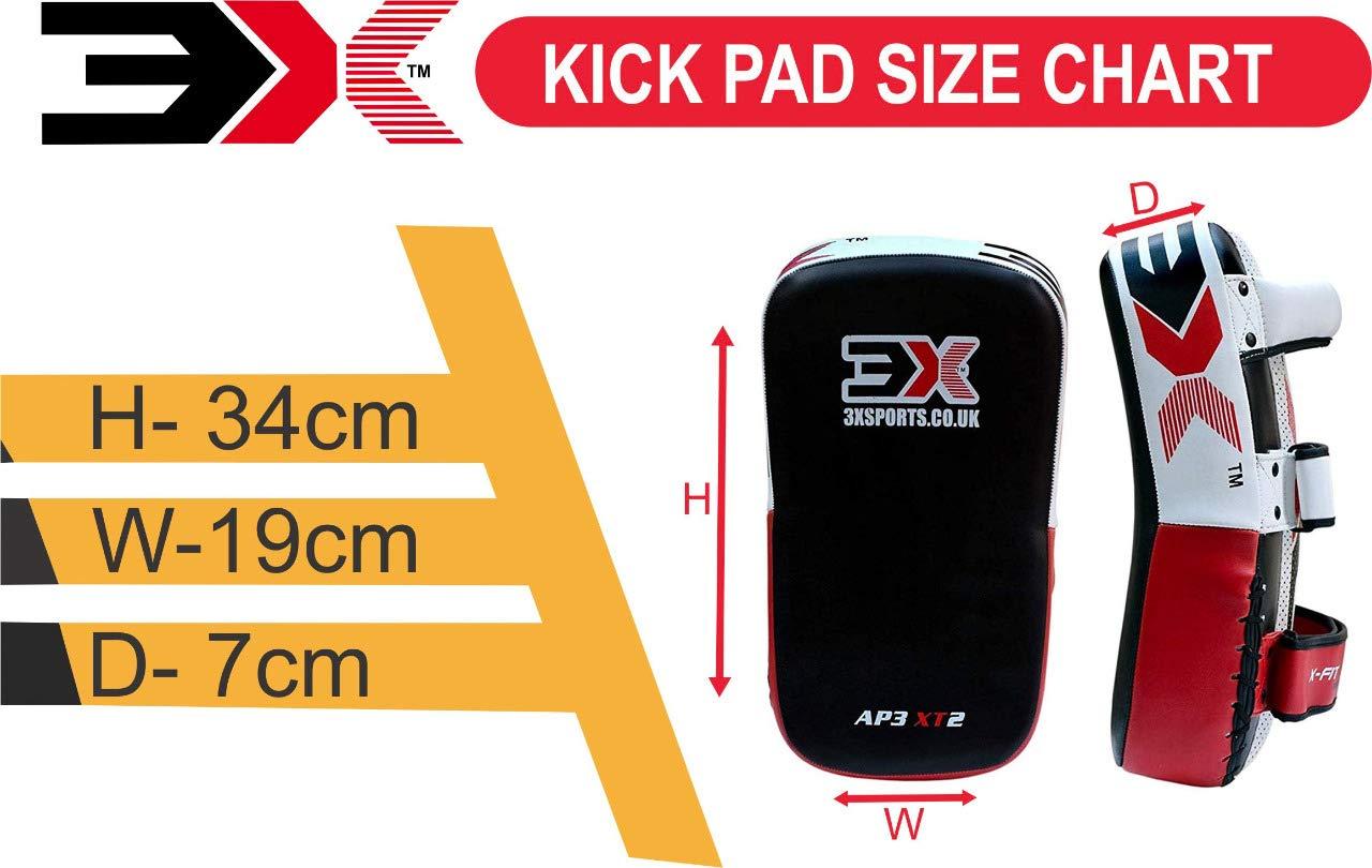 SOLD AS SINGLE ITEM 3X Professional Choice Boxing Strike Shield Training Thai Pad Kickboxing Krav Maga MMA Target Focus Punching Mitts