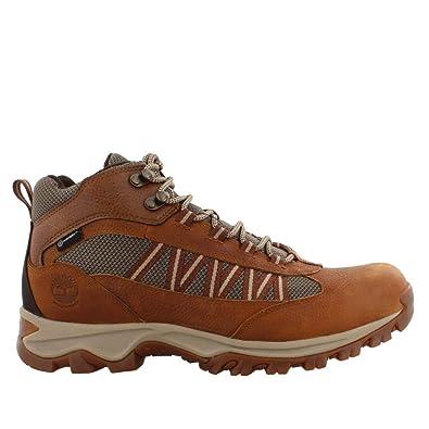 4b587b36d97 Timberland Mens MT. Maddsen Lite Waterproof Hiking Boot Dark Brown ...
