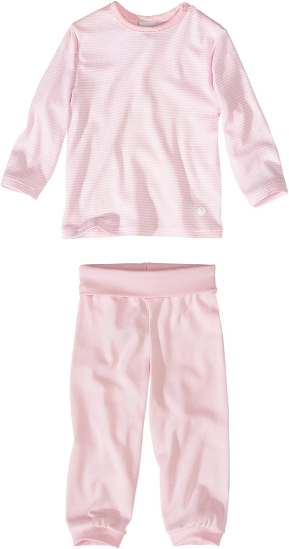 Sanetta - Pijamita completo para niña de algodón, talla: 74cm (9-12 meses): Amazon.es: Ropa y accesorios
