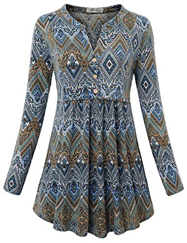 cheetah print tunic dress - 7