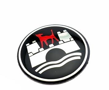 mk4 jetta steering wheel emblem