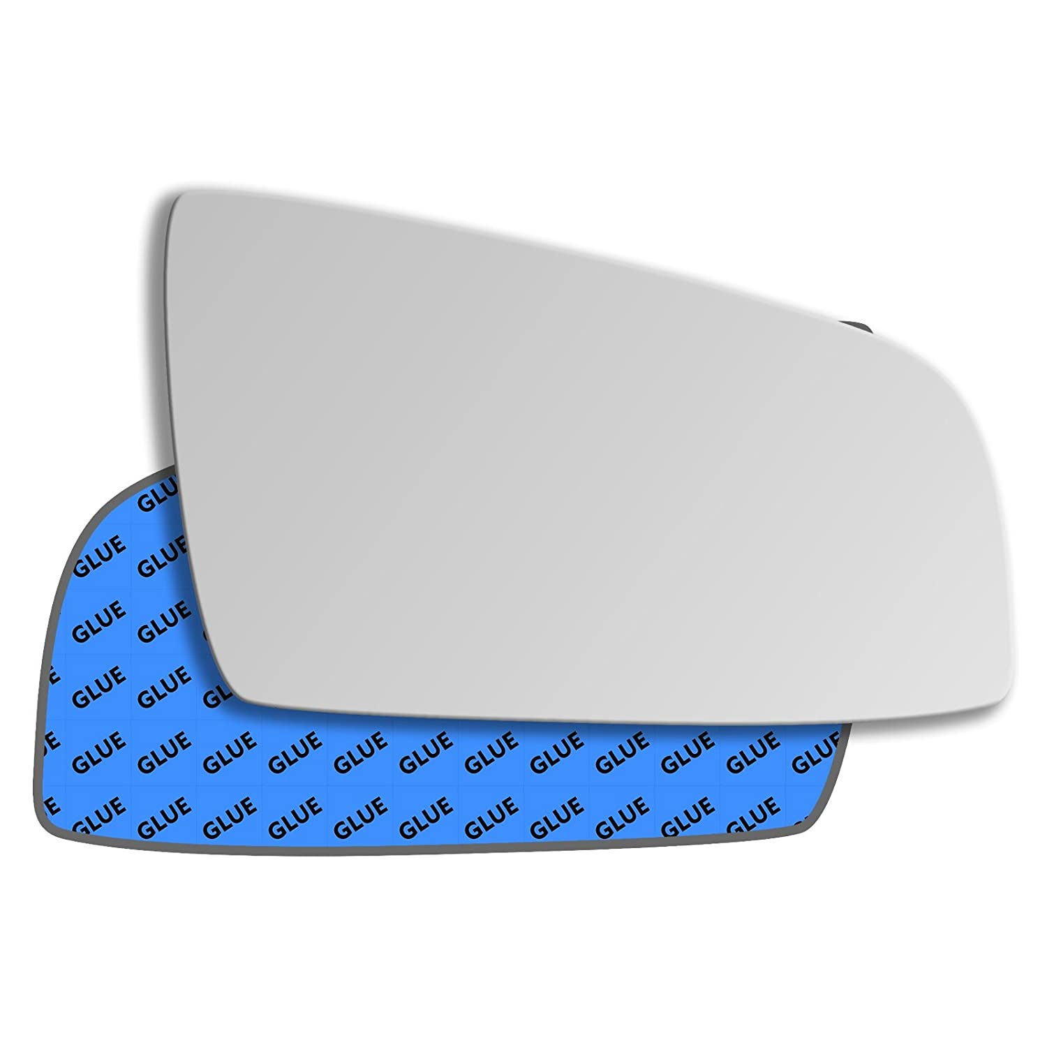 Hightecpl 22RS Right Driver Side Convex Door Wing Mirror Glass Channel Autoparts Limited