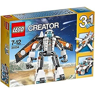 Lego Creator Flyer robot 31034: Toys & Games
