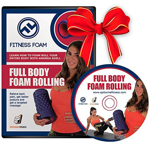 Full Body Foam Rolling DVD ✠ Training Videos On How To Use Foam Rollers For All Major Muscles In The Body (Self-Myofascial Relief), Recovery & Core Strengthening (NTSC Version)