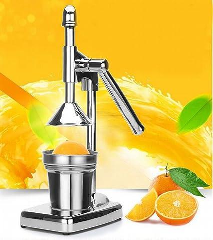 SED Naranjas Exprimidores de Acero Inoxidable Manual Máquinas de Jugo de Limón Máquinas de Jugo de