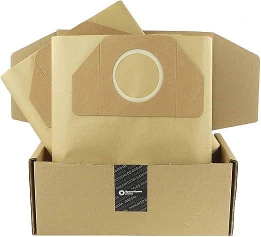 SpareHome® 10 bolsas para aspirador Karcher 2201 Original 6.959 ...