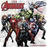Avengers Assemble Wall Calendar (2017)