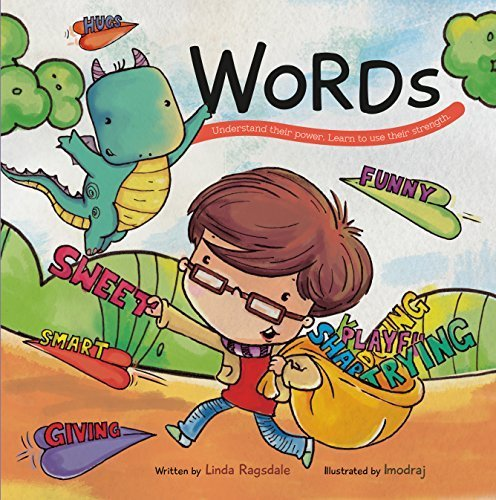 Words (Peace Dragon) by Linda Ragsdale (2016-04-18)