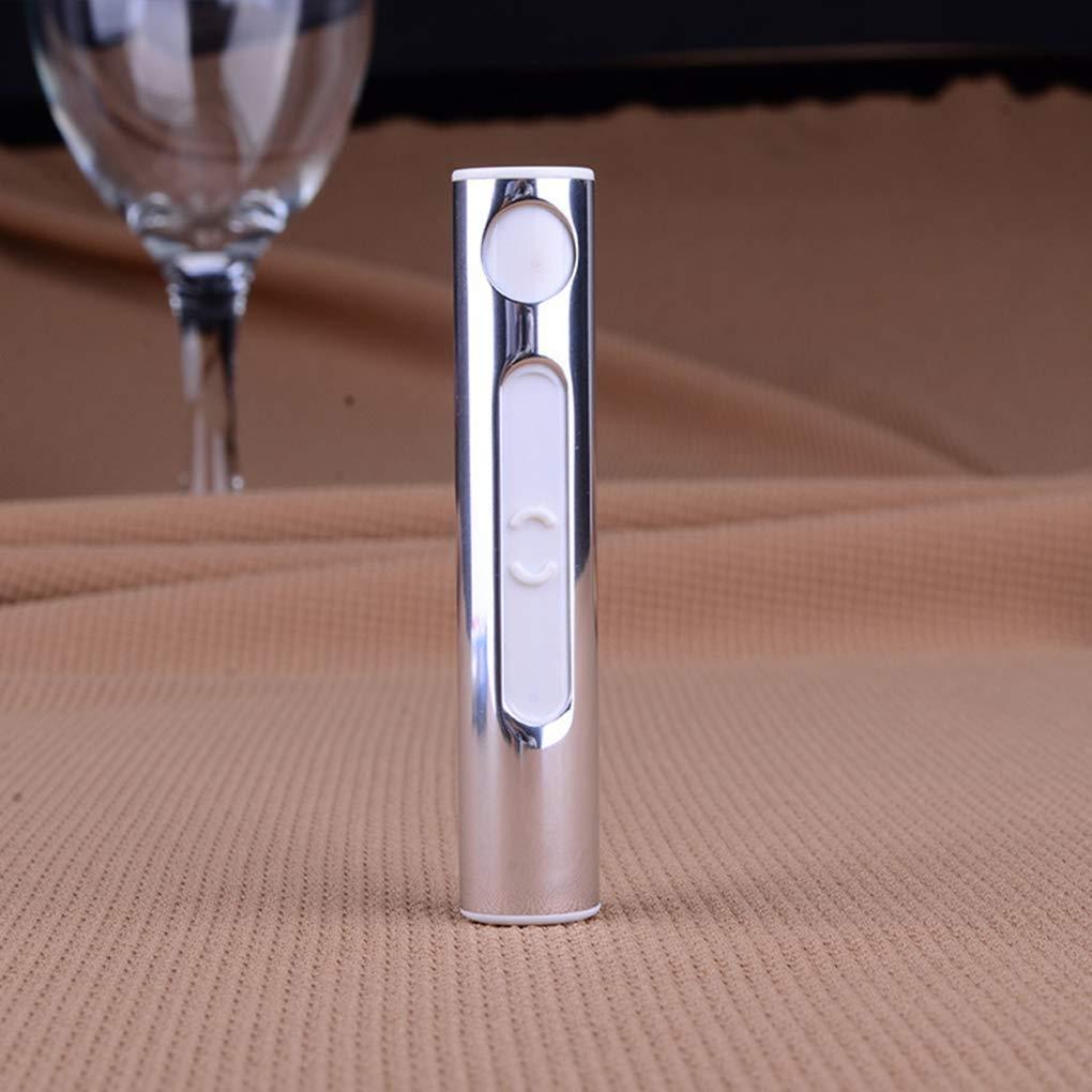 Level Mini Sigaretta Elettrica Accendino elettronico di Ricarica USB per accendisigari Elettrico Portatile Accendino Accendino