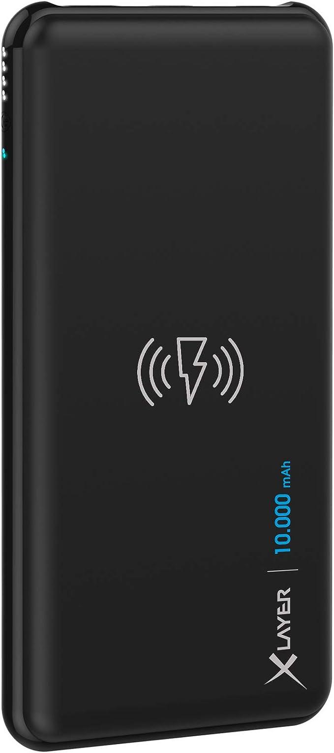 Xlayer Powerbank Wireless Charger 2way 10 000mah Computer Zubehör