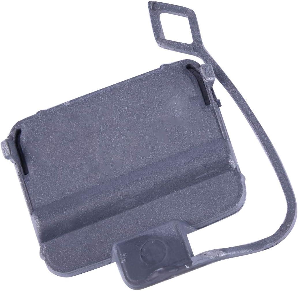 LETAOSK Abdeckung der hinteren Sto/ßf/änger-Schlepphakenkappe Fit f/ür BMW 3 E90 E91 2006-2008# 51127187542