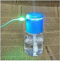 oobest 10 piezas de filtros humidificadores varillas de mecha reemplazos Mini Humidificador USB Personal Repuesto Esponjas Recambio Stick