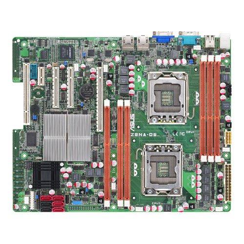Asus Z8NA-D6C Intel Tylesburg 24D LGA1366 ATX 48GB DDR3 Motherboard ()