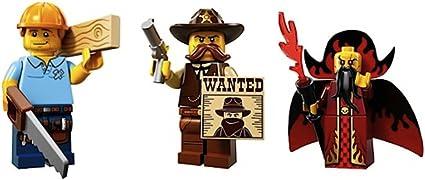 LEGO MINIFIGURES SERIES 13 71008 Carpenter New