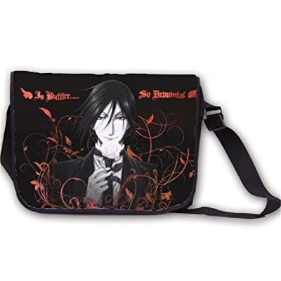 60%OFF Siawasey Anime Black Butler Cosplay Handbag Messenger Bag Backpack Shoulder Bag