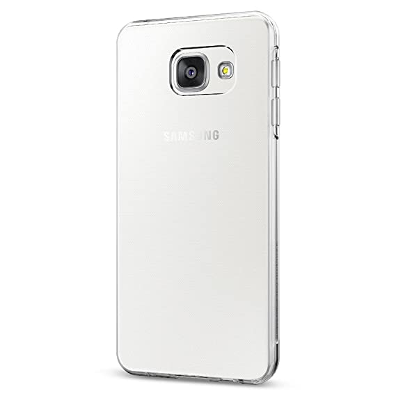 innovative design 194ad ac13a Spigen Liquid Crystal Designed for Samsung Galaxy A3 Case (2016) - Crystal  Clear