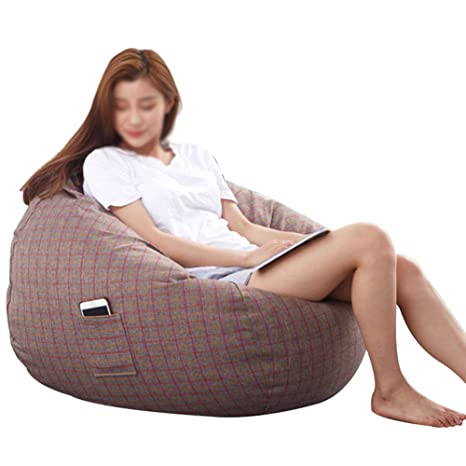 Amazing Qiaott Lazy Chair Bean Bag Lazy Sofa Saco Relleno De Gmtry Best Dining Table And Chair Ideas Images Gmtryco