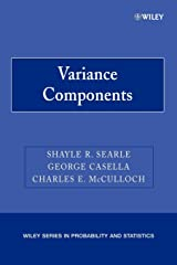 Variance Components Paperback