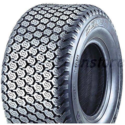 Neumático Goma Rueda Tractor cortacésped 23 x 9,50 - 12 Super Turf ...