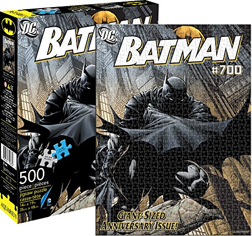 Aquarius Batman #700 Puzzle (500 Piece)