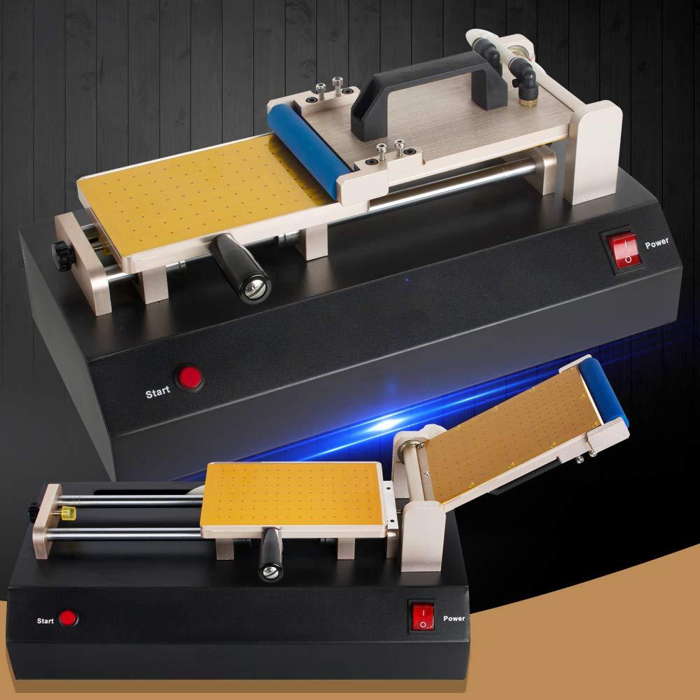 Laminating Machine vinmax Built-in Vacuum Film Laminating Machine LCD Touch Screen Laminate Polarized Film Laminator Office Home Use by vinmax (Image #5)