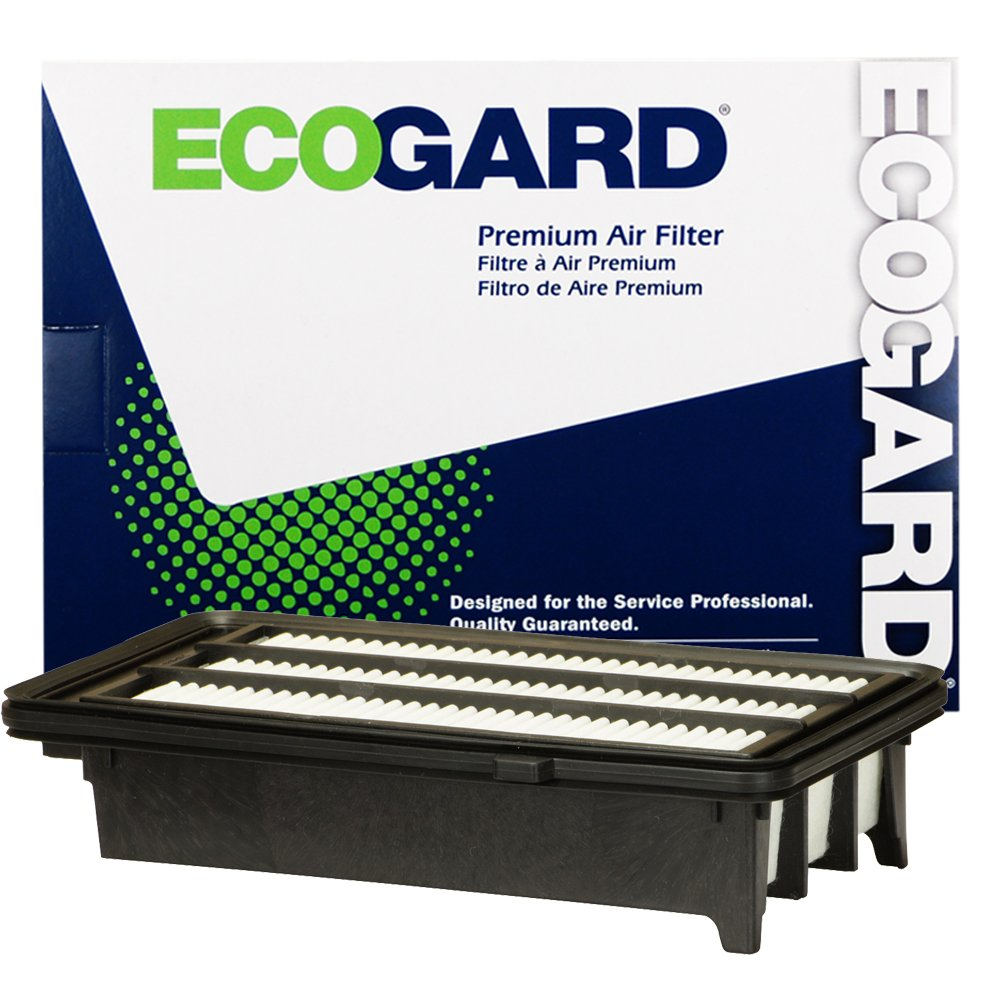 ECOGARD XA10498 Premium Engine Air Filter Fits 2016-17 Honda Civic, CR-V (1.5L)