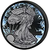 2017 Deep Frozen Walking Liberty Silver