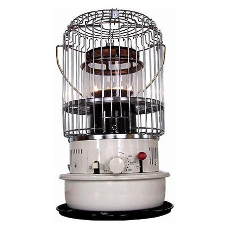 Amazon.com: Dura Heat DH1051 Indoor Kerosene Heater - 10,500 Btu\'s ...