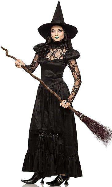 Zojuyozio Mujeres Halloween Cosplay Disfraz Vestido Demonio ...