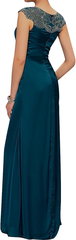 DressyMe Robe de soirée sirène pour femme Bleu Marine