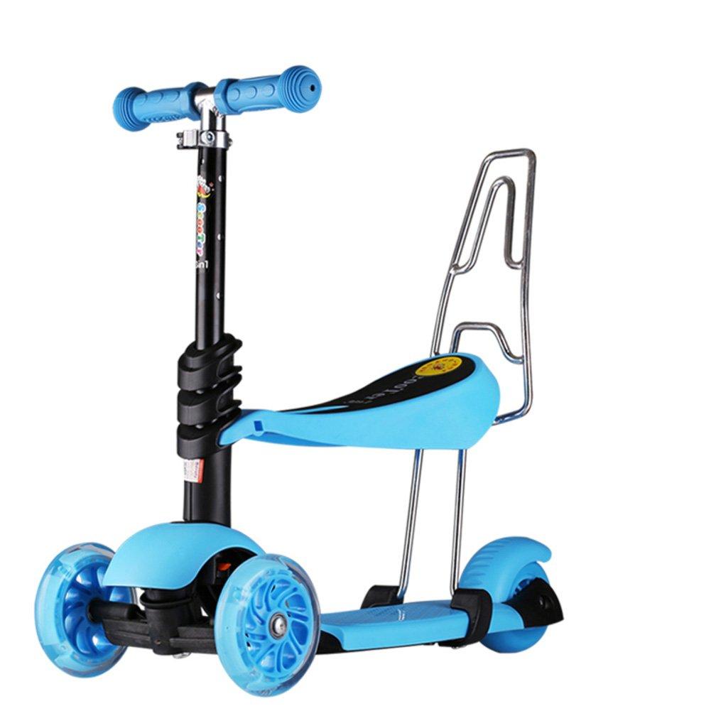 3 の キック 1 キック 子供のため スクーター, リムーバブル席と 子供のため 乗り物,幼児 子供のため の 男 三輪車,高さ調節可能 幅広のデッキ が Flash ホイール 子供のため 2-14 -D 55x25cm(22x10inch) B07FL66J68 55x25cm(22x10inch)|O O 55x25cm(22x10inch), Zafiroco:c290f663 --- rchagen.ru