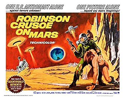 Image result for robinson crusoe movie poster amazon