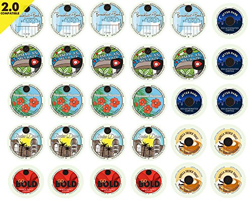 30 count WOLFGANG Variety Pack Sampler